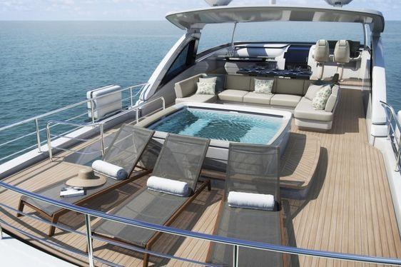 Motor Yacht KOHUBA To Join Global Charter Fleet in 2016
