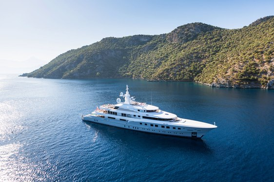 Superyacht AXIOMA Available for Luxury Charters in West Mediterranean