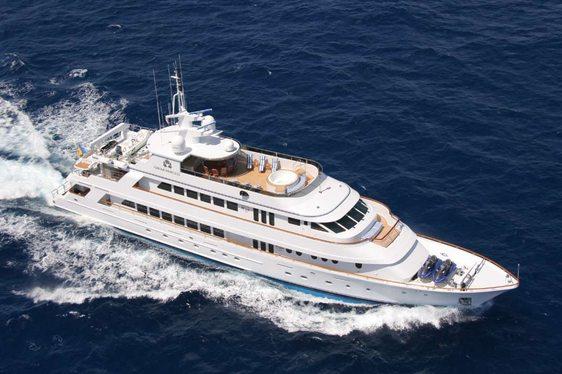 Save 15% On Greek Charters On Board Motor Yacht 'Ionian Princess'