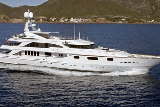 QM of London Available to Charter