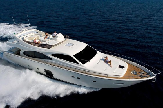 Motor Yacht LAVITALEBELA Offers Reduced Rate for Event Charters In The Mediterranean