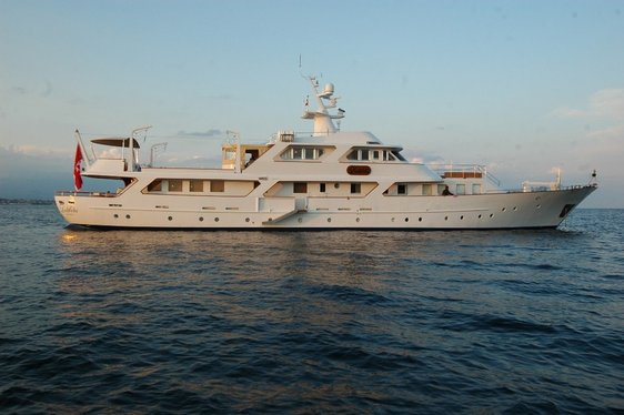 10% Discount on Charter Yacht LALIBELA