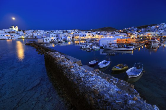 Paros Destination Guide