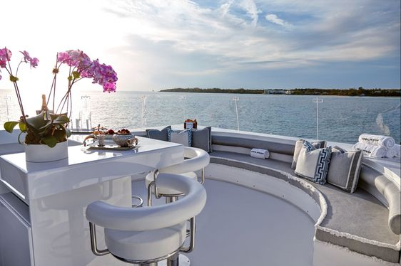 Unmissable July charter discount with Feadship superyacht HIGHLANDER