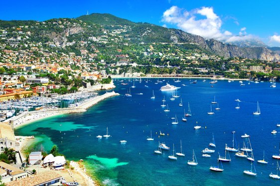 Ultimate Luxuries Of The French Coast Yachting Itinerary
