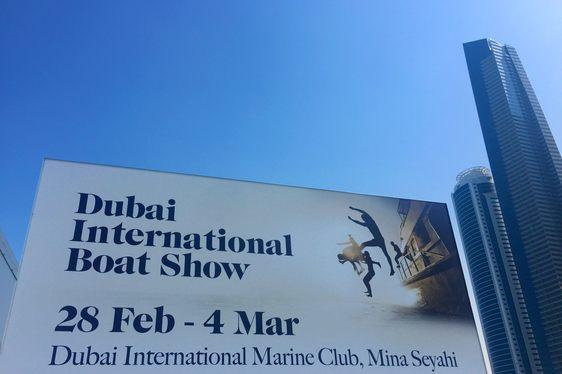 Dubai International Boat Show 2017 Gets Underway