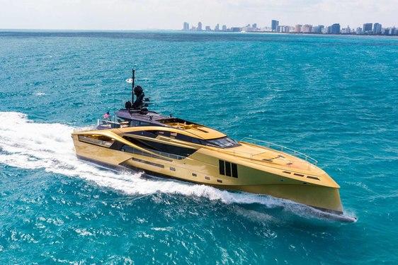 Palmer Johnson Motor Yacht KHALILAH Joins the Global Charter Fleet