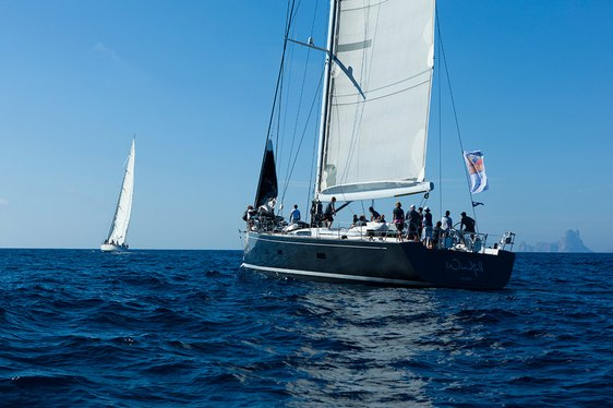 VIDEO: The First Ever Ibiza Rendezvous Superyacht Regatta