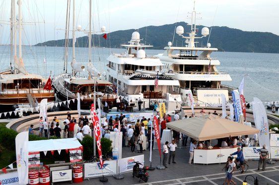 Marmaris Yacht Charter Show 2017