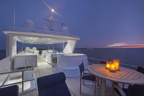 Brand New Motor Yacht 'Lady Carmen' Joins Charter Market