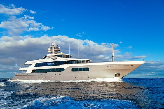 VIDEO: Take a look inside Below Deck season 6 superyacht 'My Seanna'