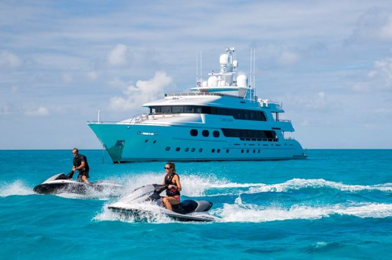 Superyacht 'Casino Royale' Open For Summer Charters In The Mediterranean
