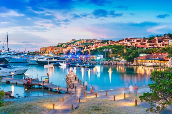 The Charming Highlights of Sardinia and Corsica Yachting Itinerary