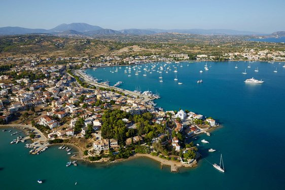 Construction Begins on Greek Superyacht Marinas