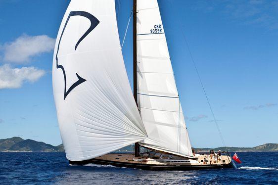 Luxury Sailing Yacht NEFERTITI Offers Regatta Charter Packages