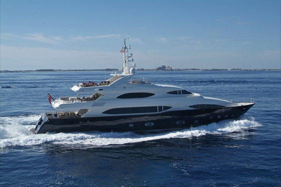 Luxury Yacht SIMA Welcomes Bookings in Croatia and Italy