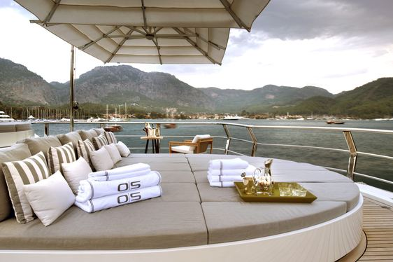 Superyacht 'Orient Star' Offers Special Rate for Primetime Greek Charters