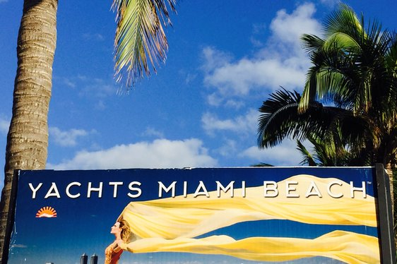 YachtCharterFleet Arrives At Yachts Miami Beach 2016