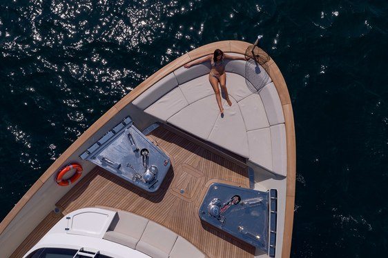 Brand New Superyacht 'Les Bruxellois' Available For Charter