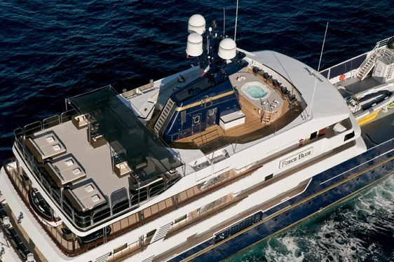 Enjoy a Last-Minute Mediterranean Escape On Board Expedition Yacht 'Force Blue'