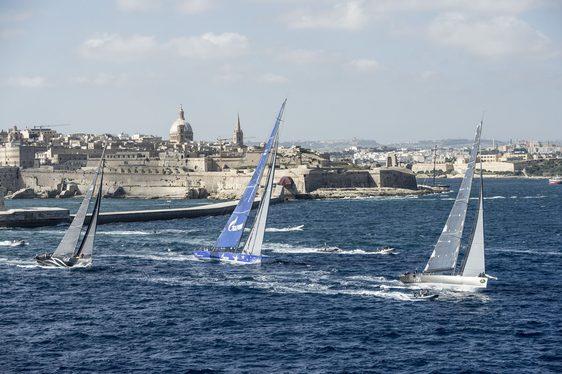 Rolex Middle Sea Race 2013