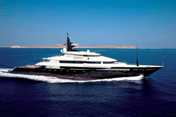 Iconic Superyacht Alfa Nero