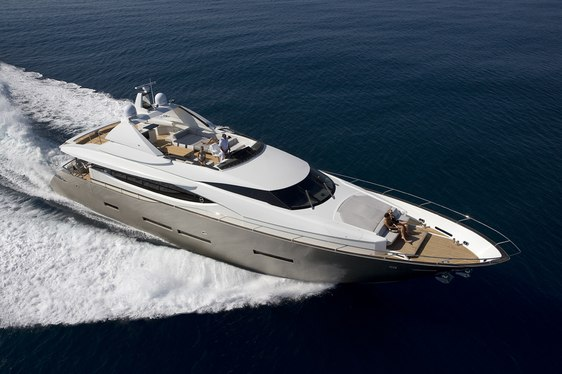 Special June Offer on M/Y QUANTUM of €45,000 P/W