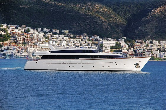 Superyacht NOMI has Flexible Availability in the Mediterranean