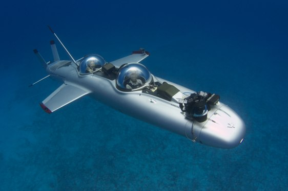 FIRST LOOK: First High Performance Submarine Available in Turkey