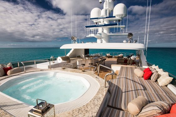 Superyacht 'Remember When' Opens for Thanksgiving and Christmas Charters