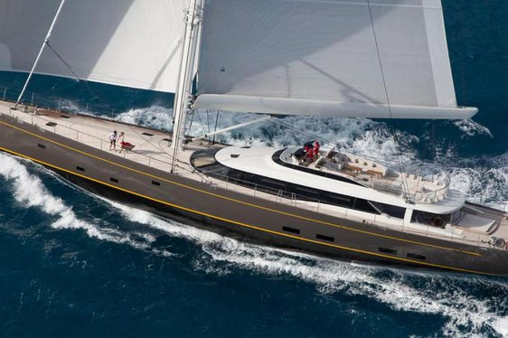 M/Y OHANA Has a Charter Gap to Fill in July in Greece