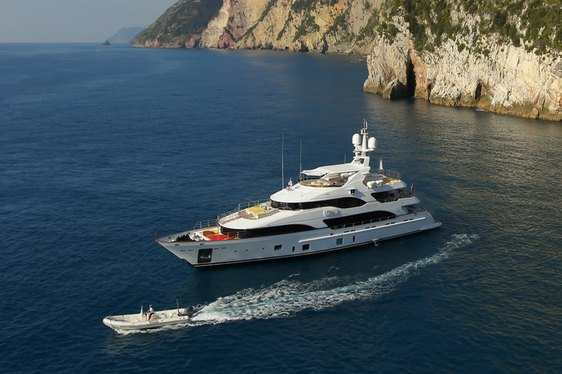 Superyacht LATIKO Has Charter Gap in the Mediterranean