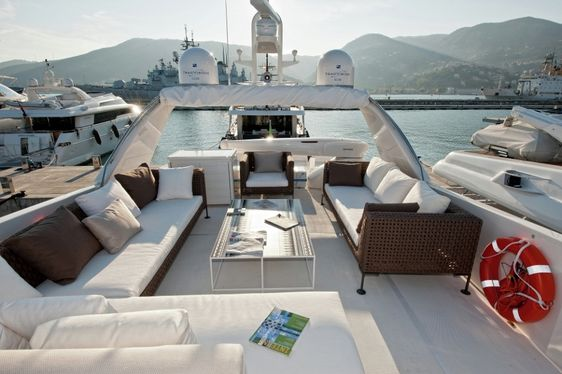 Motor Yacht Fortuna Joins Charter Fleet