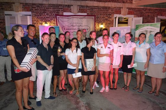 Charter Chefs Competition winners 2015