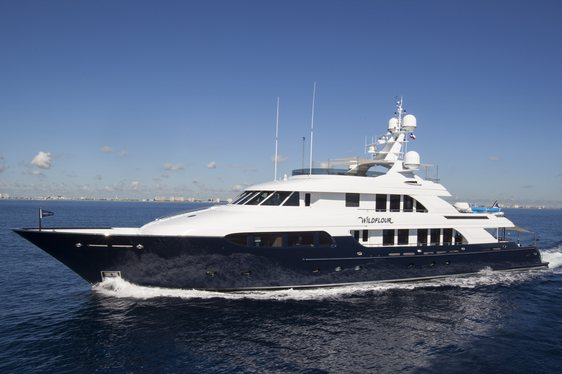 Delta Marine Motor Yacht WILDFLOUR Opens For Alaska Charters