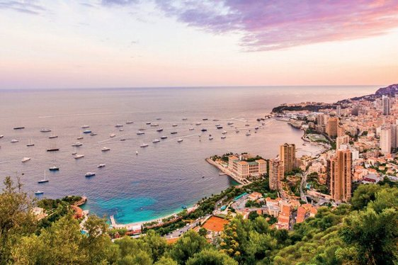 Charter Yachts Arrive Ahead Of The Monaco Yacht Show 2016