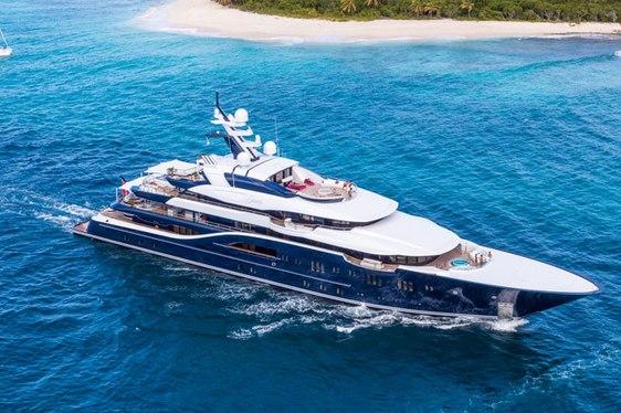 Superyacht Solandge award winner