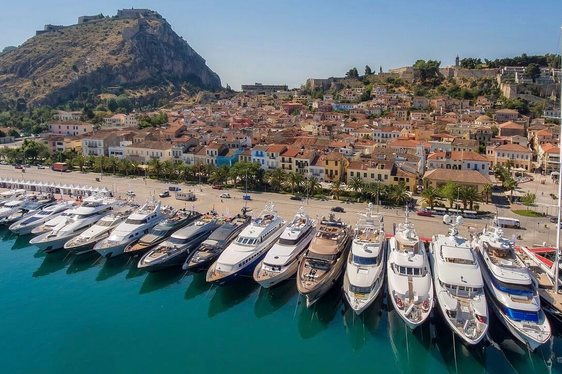 Countdown Begins for the Mediterranean Yacht Show 2017