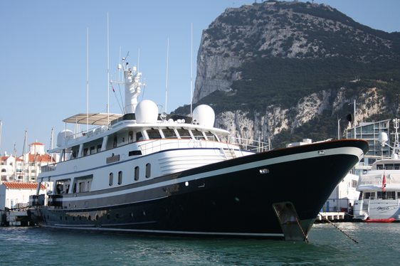 Superyacht 'Atlantic Goose' Reduces Charter Rate