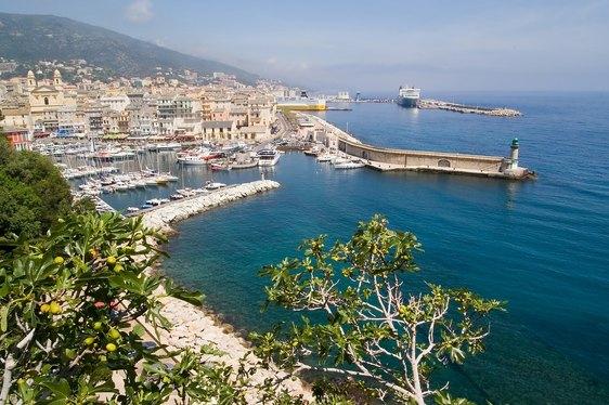 Sardinia and Corsica Yachting Itinerary