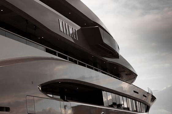 Video: Inside superyacht Kismet -  the longest yacht at the Monaco Yacht Show 2018
