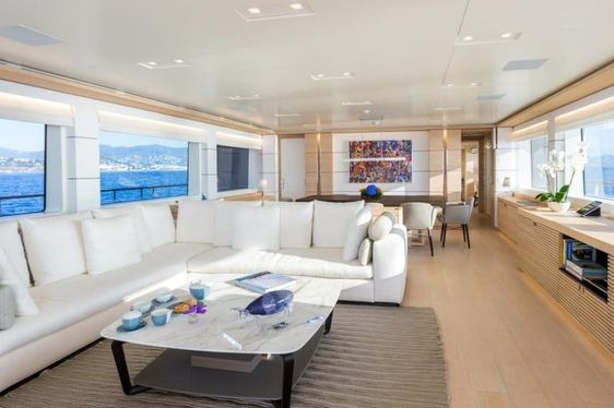 Charter Yacht NARVALO Wins at the ISS Design Awards