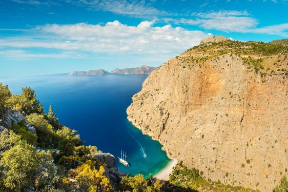 Discover Turkey Yachting Itinerary
