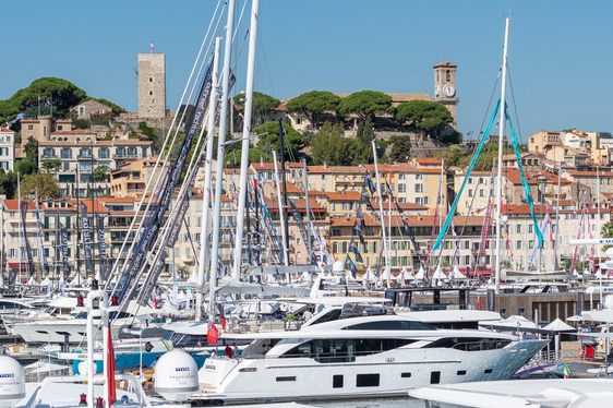 Video: Scenes from the Cannes Yachting Festival 2018 so far