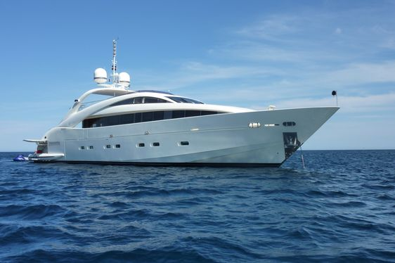 Sunglider II Yacht Now For Charter