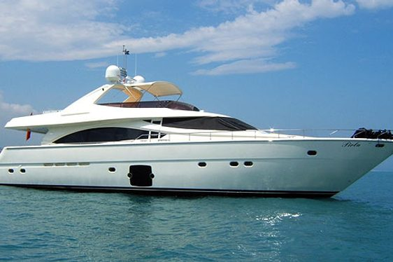 Motor Yacht Piola Available For Charter