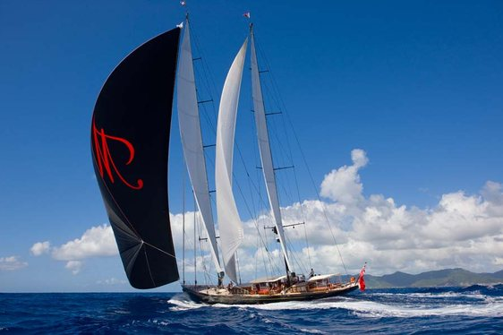 Sailing yacht MARIE reveals availabity for Caribbean charters this winter