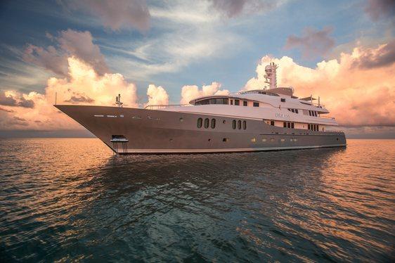 Superyacht DREAM Offers Charter Deal