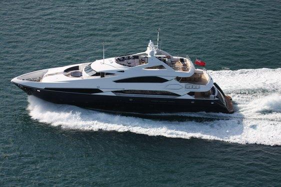DEVOCEAN cruising in the West Med