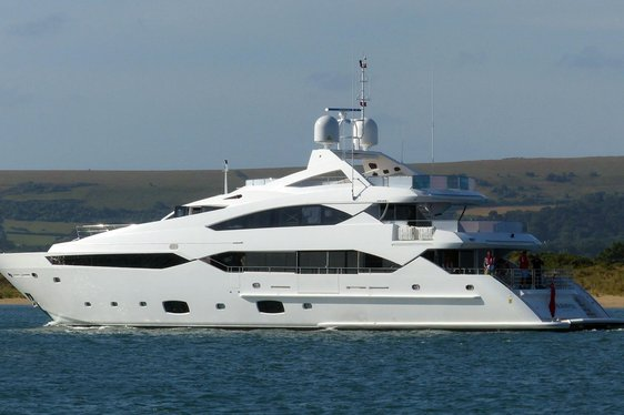 Motor Yacht THUMPER Joins Charter Fleet